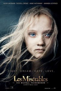 les miserables film poster