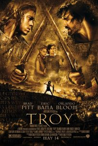 troy film poster