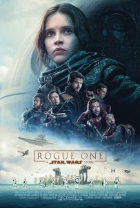 rogue one star wars 2016 films poster