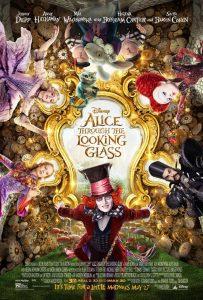 alice in wonderland 2 film poster