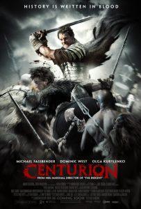 centurion film poster