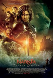 prince caspian film poster