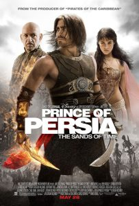prince of persia film poster