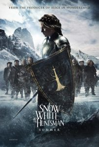 snow white and the huntsman film poster
