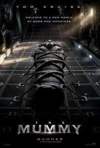 the mummy films poster