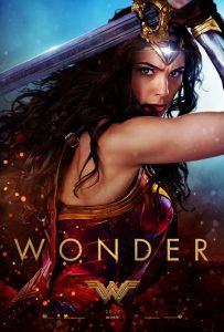wonder woman films poster